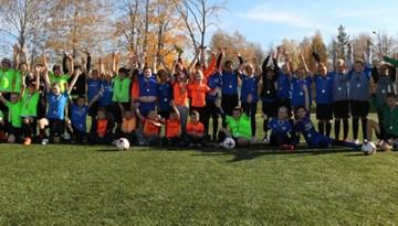 Kārsavā aizvadīti jauniešu turnīri KUORSOVYS Rudens kauss 2018