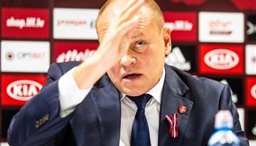 Miksu Pātelainens: Mūsu plāns ir turpināt komandas attīstību