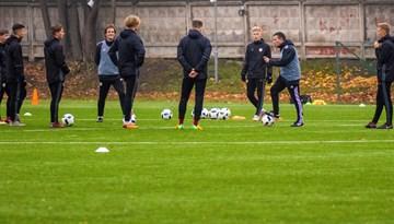 Latvijas U-19 izlase uzsākusi gatavošanos Eiropas čempionāta kvalifikācijai