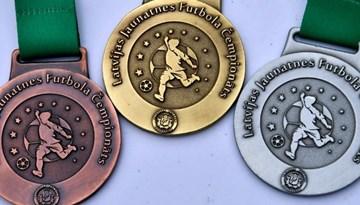 BFC Daugavpils – medaļām bagātākais jaunatnes čempionāta klubs