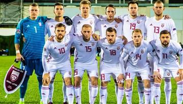 #11vilki UEFA Nāciju līgu noslēdz 3. vietā