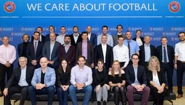 LFF pārstāvis uzsācis apmācības jaunā UEFA izglītības programmā