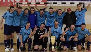 Aicina pieteikties Rīgas telpu futbola kausa izcīņai