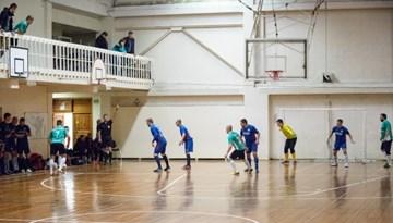 Vadošās Rīgas telpu futbola čempionāta komandas turpina krāt punktus