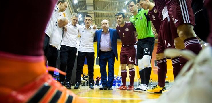 Telpu futbola izlase 1. un 2. decembrī viesos tiksies ar Igauniju