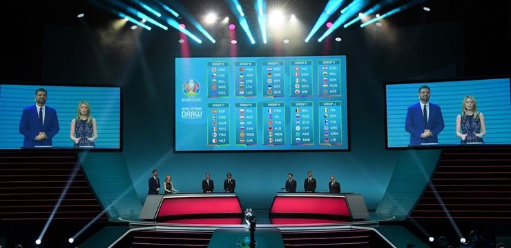 EURO 2020 izloze: #11vilki vienā grupā ar Poliju, Austriju, Izraēlu, Slovēniju un Maķedoniju
