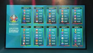 EURO 2020 kvalifikācija: apstiprināts #11vilki spēļu kalendārs
