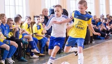 Sākusies pieteikšanās Rīgas kausa izcīņai futbolā telpās 2005.-2009. dz.g. zēniem