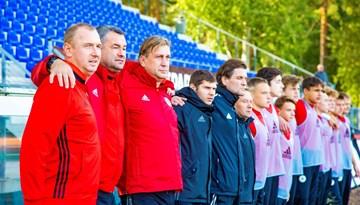 Igors Stepanovs: Nospēlējām tuvu savam maksimumam
