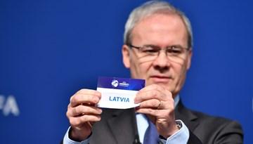 U21 EURO: Latvija vienā grupā ar Serbiju, Poliju, Krieviju, Bulgāriju un Igauniju