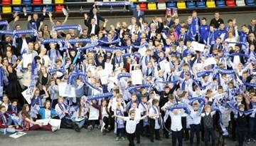 BFC Daugavpils atzīmē 9 gadu jubileju