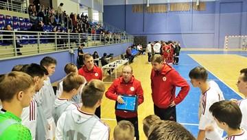 Artūrs Šketovs: puišiem deg acis, ir redzama vēlme mācīties un apgūt telpu futbola spēli
