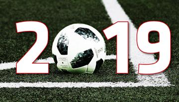 2019. gada kalendārs Latvijas un pasaules futbolā