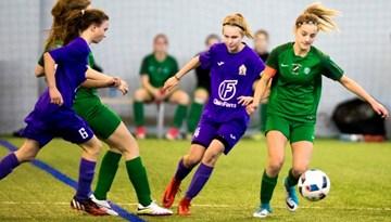 Sieviešu komandas pirmoreiz sacentīsies Ziemas kausa turnīrā