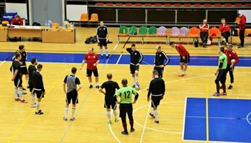 Telpu futbola izlase uzsākusi gatavošanos Pasaules kausa kvalifikācijai