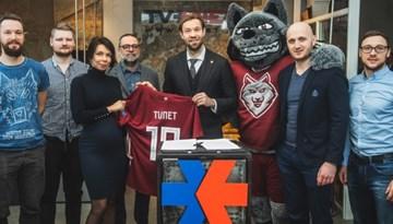 LFF vienojas par trīsgadēju sadarbību ar TVNET