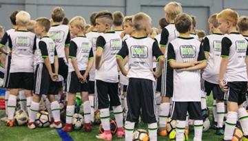 """Aicina pieteikties futbola apmācības programmas """"Coerver coaching"""" nometnei"""