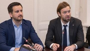 Kaspars Gorkšs: Tīrs futbols ir Latvijas tautsaimniecības interesēs