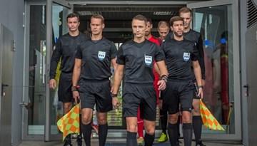 Latvijas tiesnešiem nebijis gods - darbs U-17 Pasaules kausā