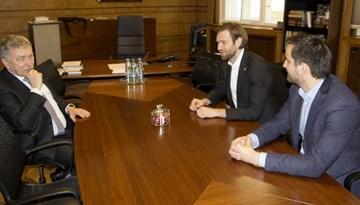 Latvijas Futbola federācija un Latvijas Universitāte vienojas par sadarbību
