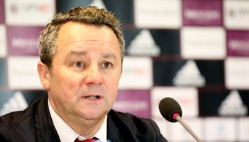 Slaviša Stojanovičs – jaunais Latvijas izlases galvenais treneris