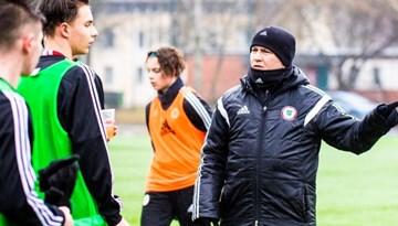 U-17 izlases kandidātiem marta otrā selekcijas treniņnometne