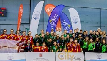 """Noslēgusies """"Riga City Cup"""" turnīru sērija"""