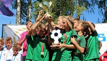 """Jaunā formātā sāksies """"SKF Meet the World"""" turnīrs jauniešiem"""
