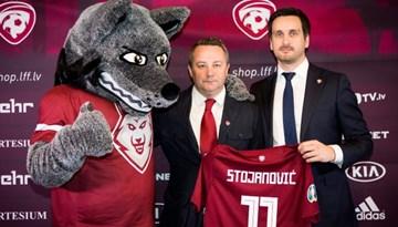 Video: Slavišas Stojanoviča pirmā preses konference