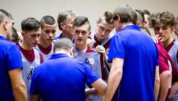 U-19 telpu futbola izlase dosies uz pārbaudes spēlēm Baltkrievijā