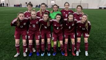 WU-17 izlasei pirmajā spēlē Baltkrievijā zaudējums