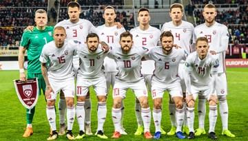 #11vilki EURO 2020 kvalifikāciju sāk ar zaudējumu