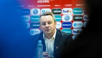 Slaviša Stojanovičs: Pirmajā puslaikā pretinieks mūs sodīja par katru kļūdu