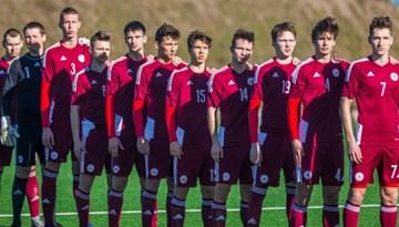 Dovalila pirmajā spēlē pie U-19 izlases stūres neizšķirts pret Armēniju