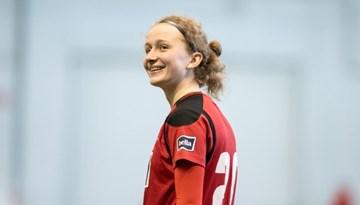 BWFL sezonu Rīgas Futbola skola atklāj ar uzvaru