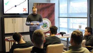C-LFF kursu students Harijs Āboliņš uzvar LOA konkursā un dosies uz Grieķiju