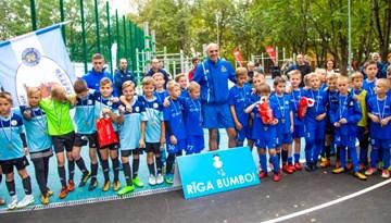 """Klāt turnīru sērijas """"Rīga BUMBO!"""" trešā sezona"""