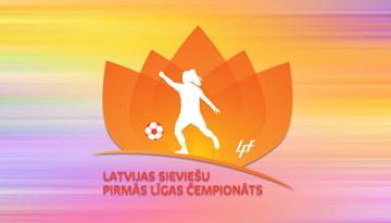 Publicēts Sieviešu futbola 1. līgas kalendārs