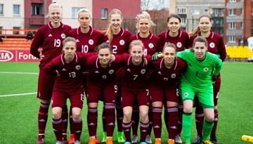 Sieviešu izlase arī otrajā pārbaudes spēlē piekāpjas Baltkrievijai