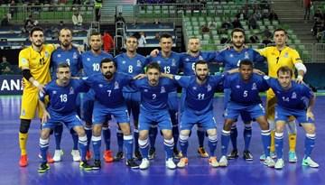 Iepazīstinām ar pretinieku – Azerbaidžānas telpu futbola izlase