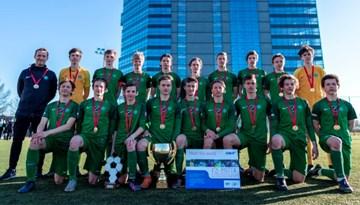 "FS Metta jaunieši uzvar ""SKF Meet the World"" turnīrā"