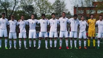 U-17 izlase pašu mājās pārliecinoši uzsāk UEFA Attīstības turnīru