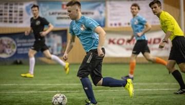 Universiādes minifutbola sacensībās triumfē ISMA un LSPA komandas