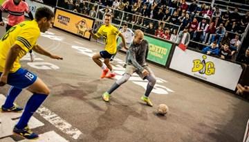 15. maijā Grīziņkalnā tiks atklāta Ghetto Football 9. sezona