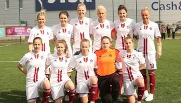 FK Dinamo Rīga debitē BWFL turnīrā ar zaudējumu