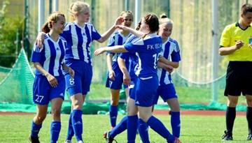 Aizvadītas Latvijas kausa sievietēm pirmās kārtas spēles