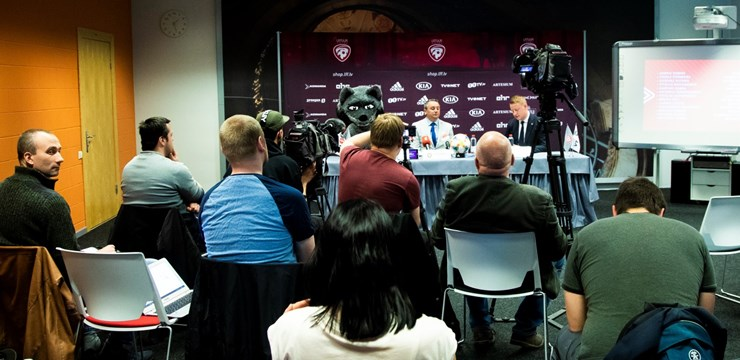 Mediju akreditēšanās uz Latvijas izlases spēlēm jūnijā