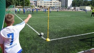 Rīgas jaunatnes futbola meistarsacīkstēs tuvojas izšķirošie notikumi