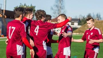 Latvijas U-19 izlase dosies aizstāvēt Baltijas kausa čempionu titulu