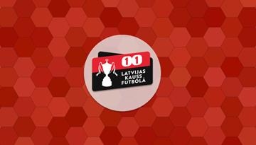 Otrdien Latvijas kausa izcīņas 1. kārtas izloze